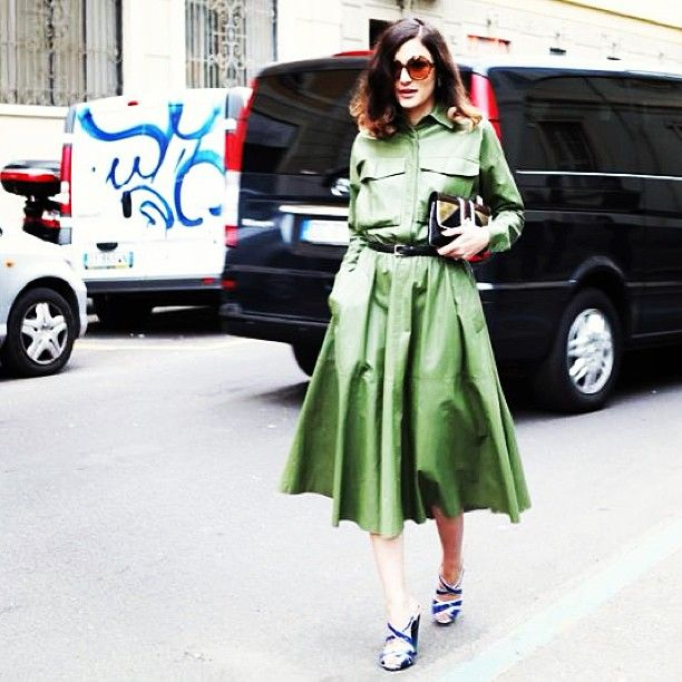Eleonora #mfw #milanfashionweek #styletao #streetstyle #fashion