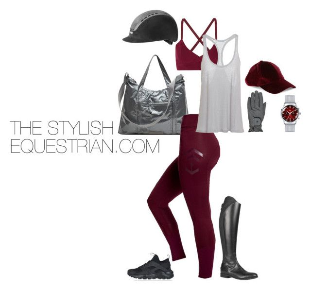 """""""Burgundy o'clock"""" by rachel-reunis on Polyvore featuring MANGO, Live the Process, Roeckl, Marcus Adler, Henry London and NIKE"""