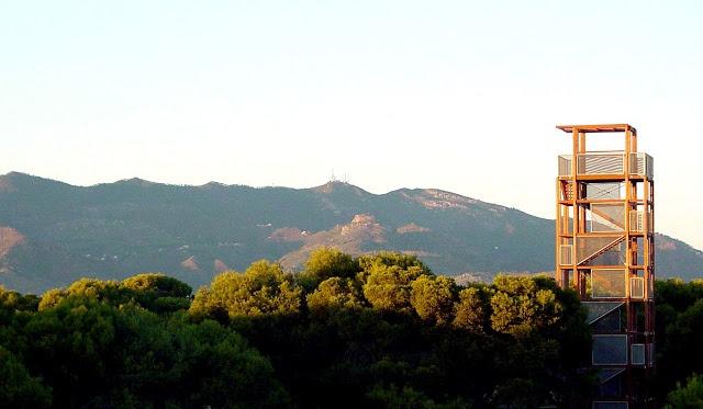 63 best images about torres de observaci n miradores on - Arquitectos castellon ...