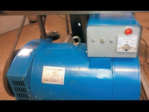 How 8KW Free Energy Generator Powers without Petrol