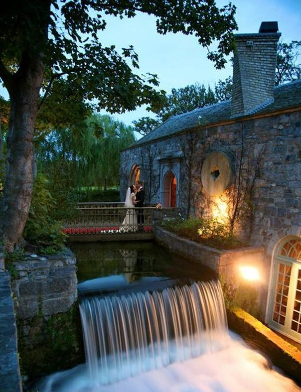 Unique Wedding Venues in Ireland - The Village at Lyons Mill Wedding