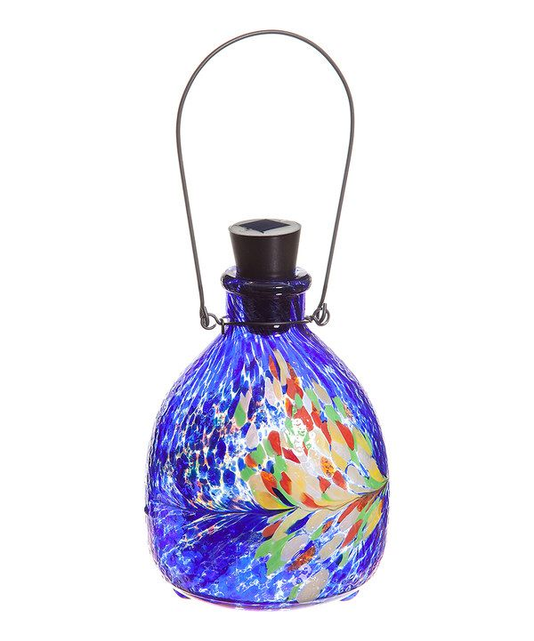 Look at this Purple Speckle & Splash Solar Wasp Catcher on #zulily today!
