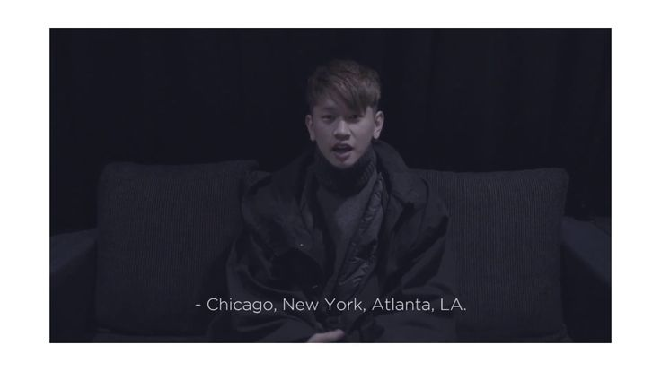 2016 CRUSH ON YOU TOUR 'wonderlust' in USA   Crush has a message for all his US fans :) ——— NOV 11th 2016 - THE VIC THEATRE, CHICAGO NOV 13th 2016 - STAGE 48, NEW YORK NOV 16th 2016 - THE LOFT, ATLANTA NOV 18th 2016 - BELASCO THEATER, LOS ANGELES ——— Few tickets still available @ http://www.powerhouselive.net