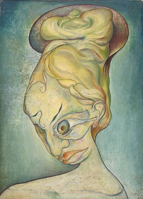 Sam Atyeo, 'Surrealist Head,' 1932, National Gallery of Victoria