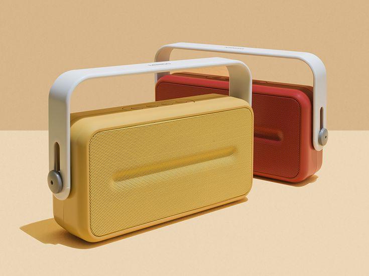 Permafrost Miniso Bluetooth Speaker