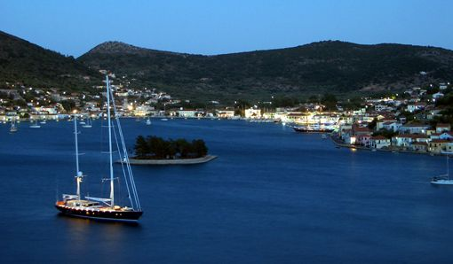 Vathy, Ithaki Island, Greece: A guy I once dated dreamed about taking me sailing in Greece. The relationship didn't last, but the dream never died.  Source:© GNTO/ Ionian Islands Prefecture