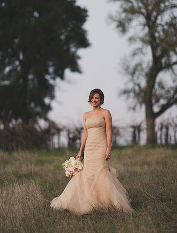 Kiele Sanchez's Wedding Dress