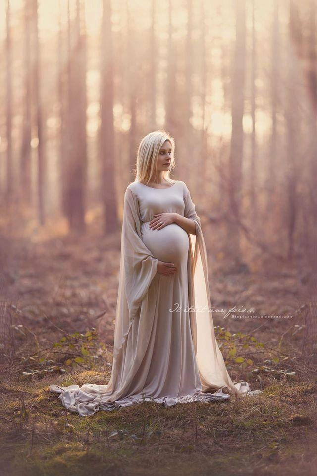 Senna Kleid l Fotoshooting l Mutterschaft schießen l