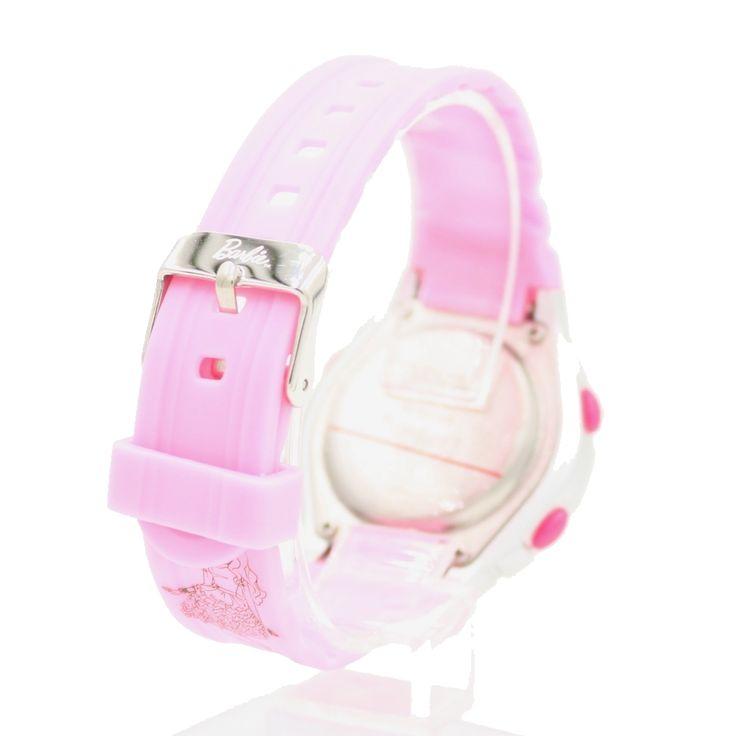 DW435E хронограф Дата BackLight Magenta Безель воды Сопротивление женщин Цифровые часы