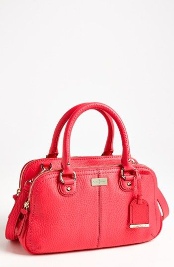 Cole Haan 'Village - Small' Satchel | Nordstrom: Convertible Leather, Cole Haan, Fashion, Cock Village, Satchel, Leather Totes, Nordstrom Wishlist, Small
