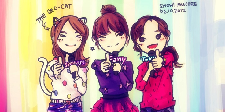 Cute MC TTS Fanart :)