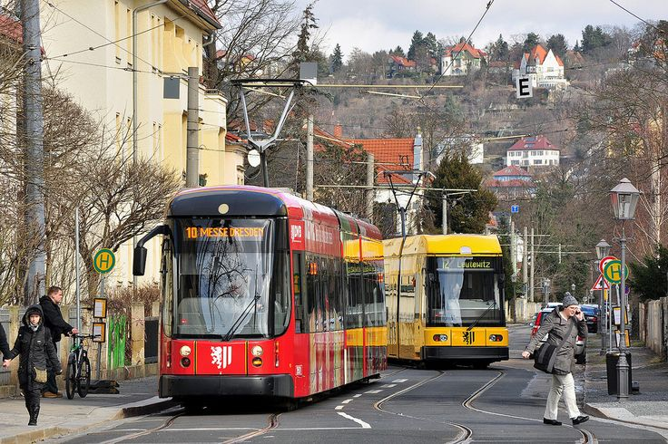 64 best dresden trams images on pinterest dresden and for Berlin to dresden train