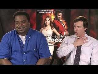 """Rapture-Palooza: Exclusive: Craig Robinson and Thomas Lennon -- We go one-on-one with actors Craig Robinson and Thomas Lennon to talk about their roles in """"Rapture-Palooza"""". -- http://wtch.it/Y5GOz"""