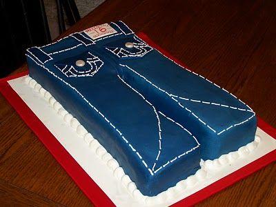 True Religion Cake Designs