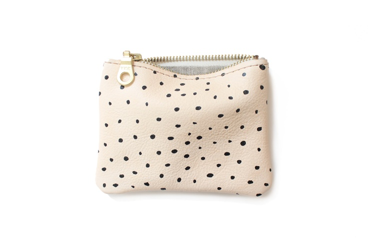 rennes & metrode Small Pouch - Dots