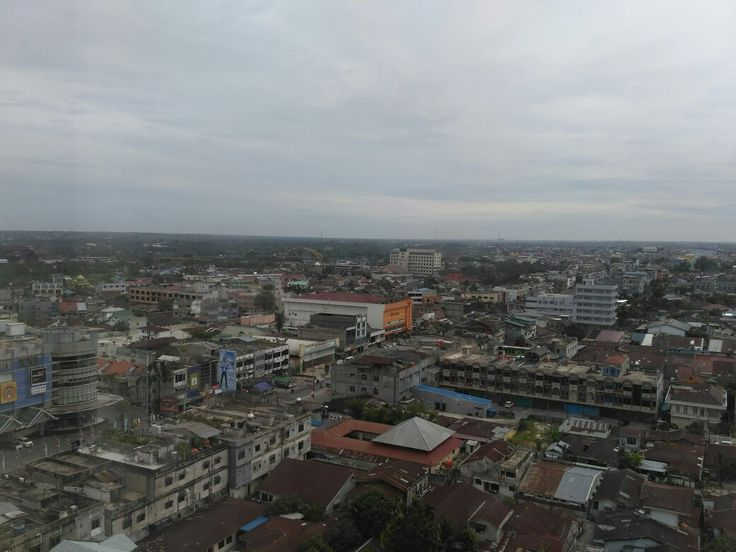 Pekanbaru, Riau.