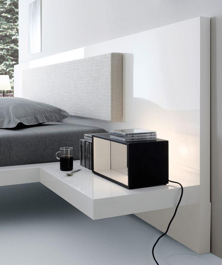 Jesse - Mobili Arredamento Design - Letti - ALA