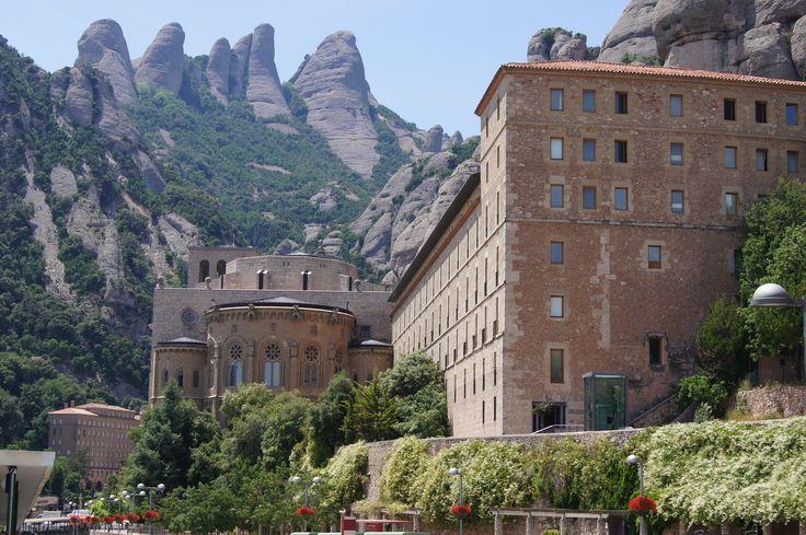 Montserrat Spain 2012