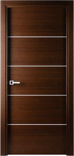 European Designer Modern and Contemporary Interior Doors - NEW for Oct. 2012 - modern - interior doors - miami - EVAA International, Inc. Like this one