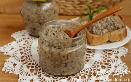 Икра грибная (из маслят) | Кулинарные рецепты от «Едим дома!»