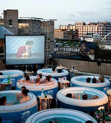 Hot Tube Cinema, London