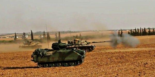 Η Άγκυρα βομβάρδισε τους Κούρδους στη Συρία - Εισβάλλει στην Αφρίν - Το YPG ζήτησε βοήθεια από Ρωσία!