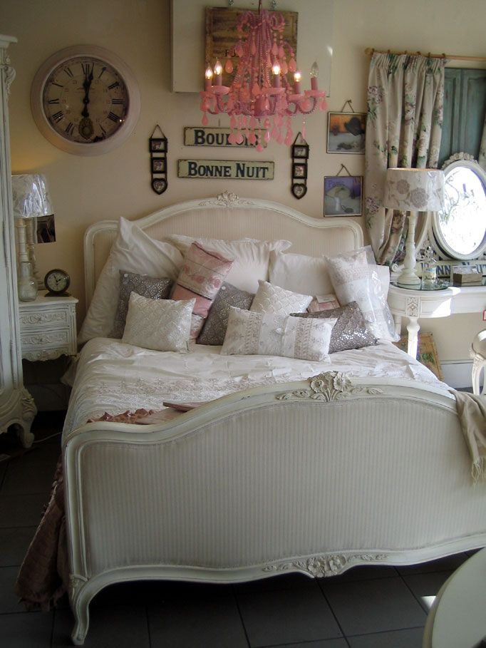 Girly French Provincial Bedroom Furniture