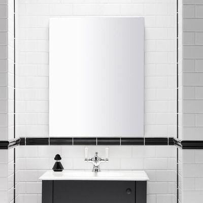 "Kohler Verdera 24"" W x 30"" H Medicine Cabinet with Adjustable Magnifying Mirror"