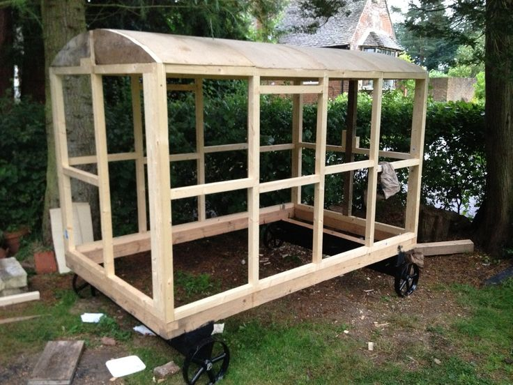 The other duckling our shepherd 39 s hut a tale told in pictures diy pinterest in - The mobile shepherds wagon ...