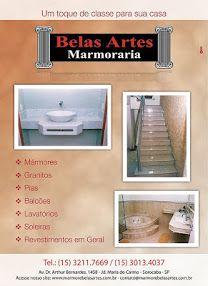 MARMORARIA BELAS ARTES