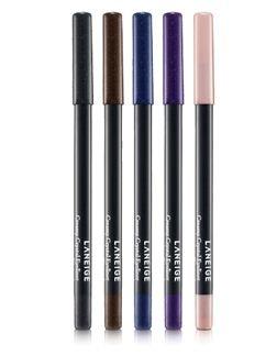 LANEIGE Creamy Crystal Eyeliner Waterproof_Creamy gel eyeliner now comes in pencil form. A smart no-smudge, waterproof eyeliner with micro pearls