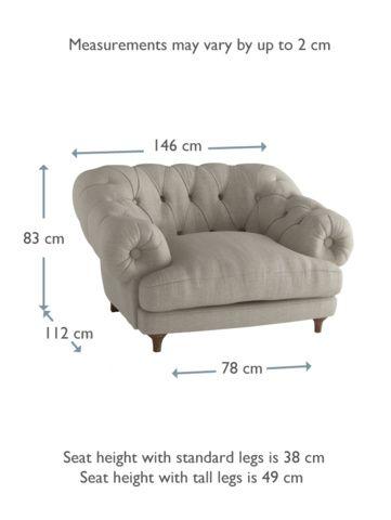 £1345 Bagsie Love Seat