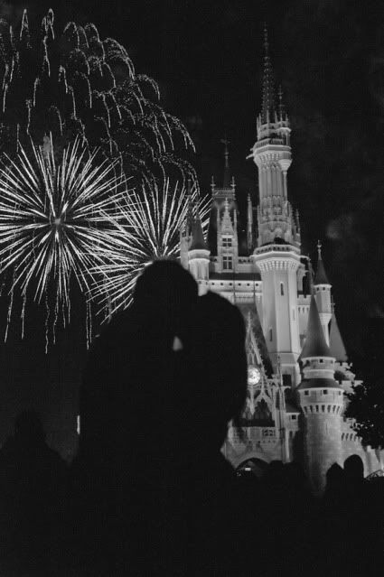 I can't even... Disney proposal done right. Obsessed.!!!!!!! In front of the castle during the fireworks :))) <3