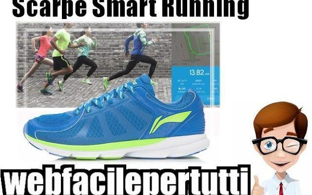 (Video) Scarpe Smart Running - Cosa Sono e Come Funzionano? Cosa Sono e Come Funzionano? Le scarpe connesse offrono ai runners degli stimoli ulteriori per migliorare la propria routine di allenamento . Molti si chiedono ma come funzionano?  Grazie ai sensori  #smartsneaker #scarperunningsmart #geek