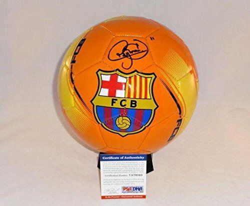 Neymar Fc Barcelona Signed Soccer Ball Brazil 2016 Olympics - PSA/DNA Certified - Autographed Soccer Balls *** Be sure to check out this awesome product.