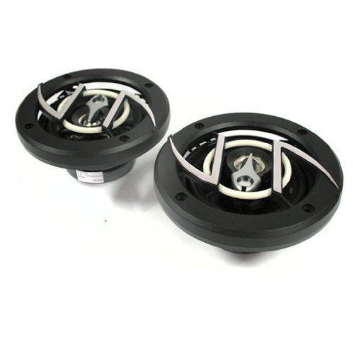 Auna CS-408 – enceintes de voiture (2-voies, 30 – 22000 Hz): Celui qui souhaite s'équiper en HiFi de voiture sans se ruiner, frappe à la…