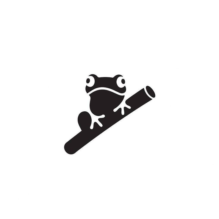 """Tree Frog"" logo design by amazing @david.dreiling #negativespace #negativespacelogo #initials #treefrog #frog #animal #negative #logoinspirations #typeface #illustration #logodesigns #branding #identity #logopond #brandmark #logomark #Behance #dribbble #illustrator #designer # #graphicdesign #logodesigner #brandidentity #instagood #graphicdesign #iconography #instacool #creativedirector #inspiration #brand by instagram.com/negative_space_logos"