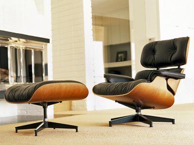 Eames Lounge Chair_1956