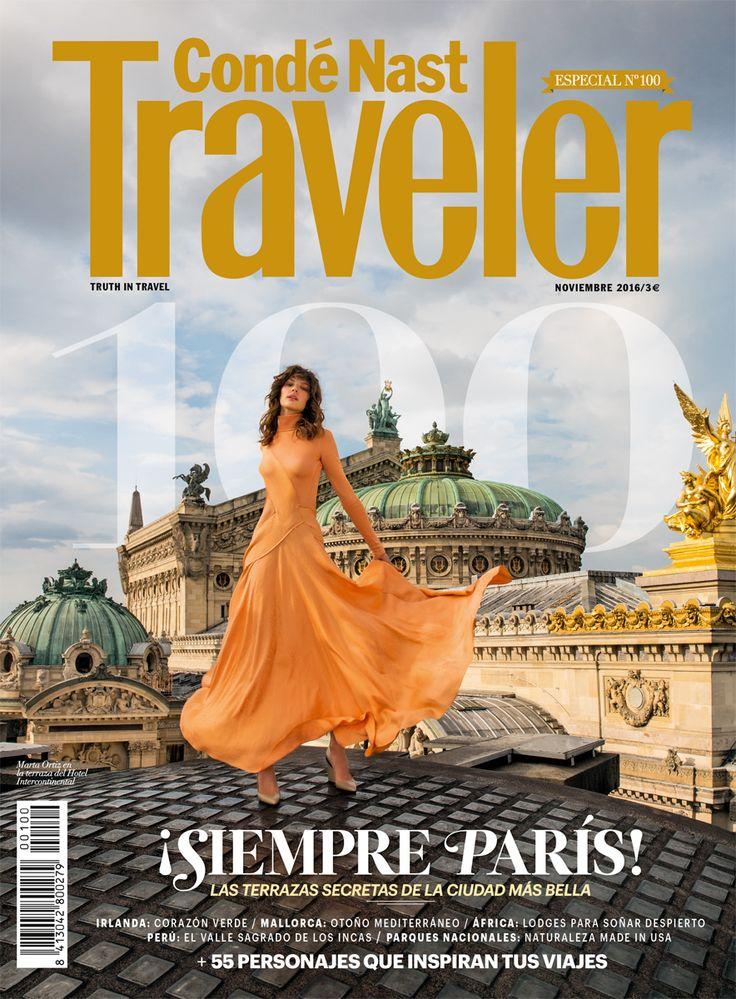 Número 100, noviembre. ¡Simpre París!