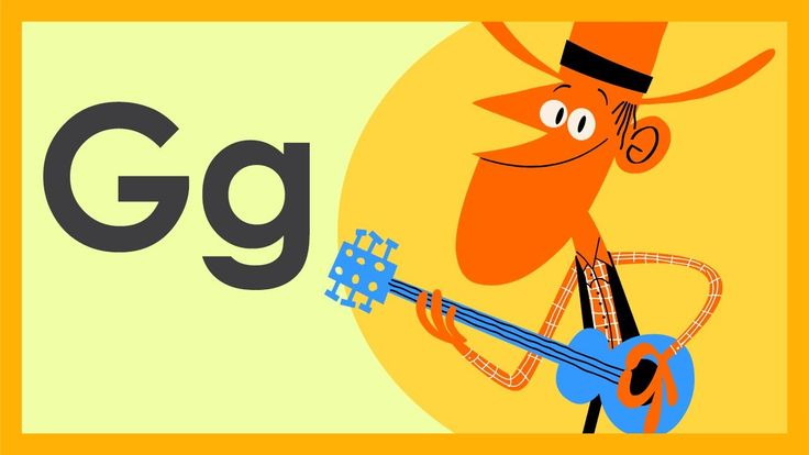Fun, original ABCmouse.com video to help kids learn the letter G, G-sounds, vocabulary and more. Get Going!