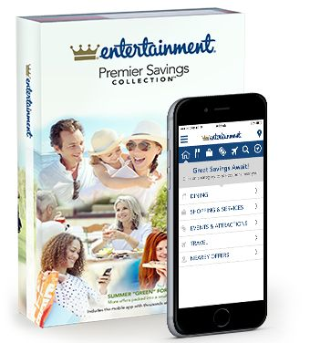 The 2018 Entertainment Coupon Book is only $10.40 this weekend, a 60% discount! :: http://www.heyitsfree.net/entertainment-coupon-book-sale/