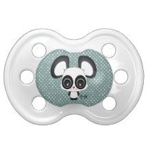 Tomo the panda BooginHead pacifier