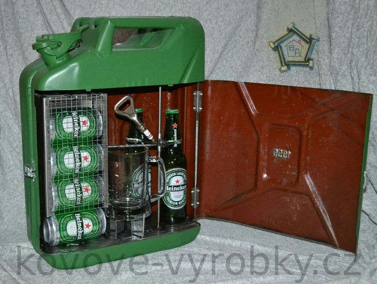 Jerry Can bar beer Heineken
