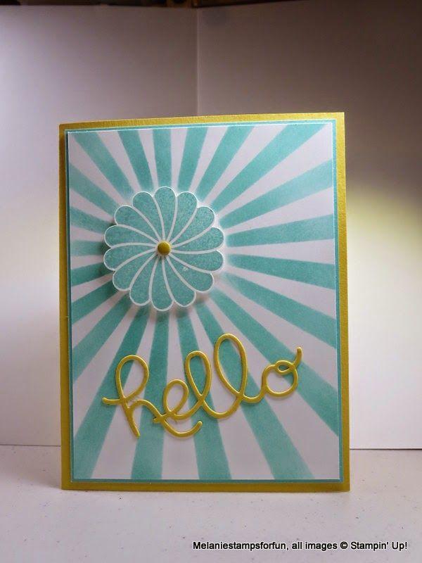 Melaniestamps: Hello
