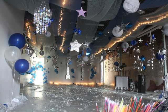 Easy prom decorating ideas proms and viral videos for 80s prom decoration ideas