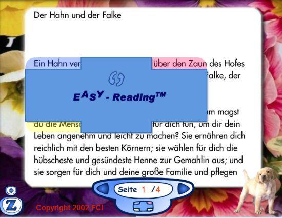 Die Leseschablone ist ein sehr gutes Mittel, um Lesen auf dem Blatt zu üben. Aber wie kann man lesen am Rechner üben? Ganz klar: Mit dem Easy Reading Program. Dieses Programm wird vom EÖDL online gratis zur Verfügung gestellt. Jeden…Weiterlesen ›