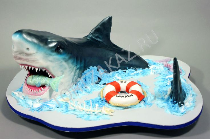 shark birthday cake https yandex ru images search text торт акула bolos 7317