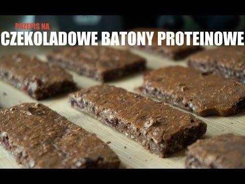 Przepis na Pyszne czekoladowe batony proteinowe . Bardzo łatwe w wykonaniu i smaczne #przepis #dieta #fit #sport #odchudzanie #batony #gotowanie #jedzenie  #proteiny