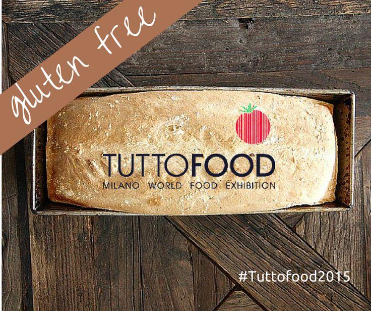 TUTTOFOOD 2015: un'intera collettiva Gluten Free in collaborazione con gli ideatori di GLUTEN FREE EXPO troverà spazio all'interno del nostro Padiglione Green Food e non solo... #Tuttofood2015 #senzaglutine