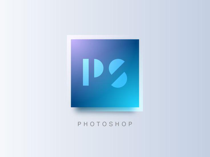 Photoshop logo concept by Joe Jordan